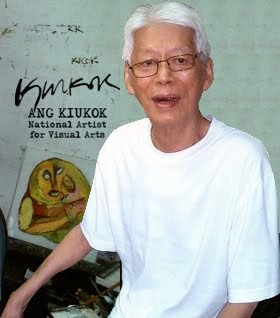 ang kiukok A massive painting by ang kiukok netted the biggest price in the recent auction of leon gallery in makati city where canvases of filipino masters vicente manansala.