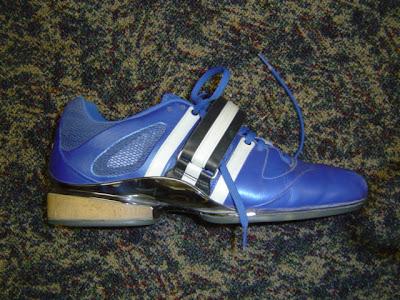 2008 Adidas Weightlifting Shoe