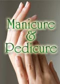 Manicure &amp; Pedicure