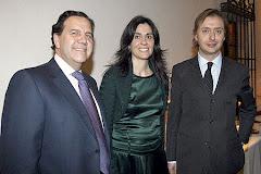 Cena Inauguración Forum Gastronómico