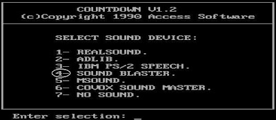 Selecting sound device