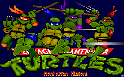 Teenage Mutant Ninja Turtles - Manhattan Missions