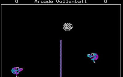 Arcade Volleyball screenshot