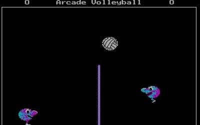 Arcade Volleyball screenshot