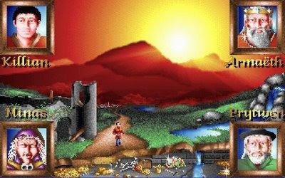 Armaeth The Lost Kingdom screenshot