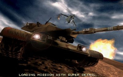 Armored Fist screenshot