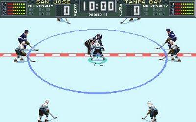 Brett Hull Hockey 95 screenshot