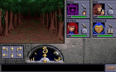 Eye of the Beholder 2 screenshot