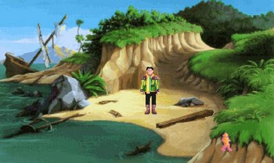 King's Quest 6 screenshot