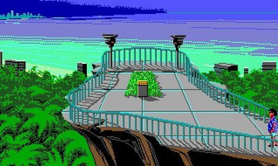 Leisure Suit Larry 3 screenshot