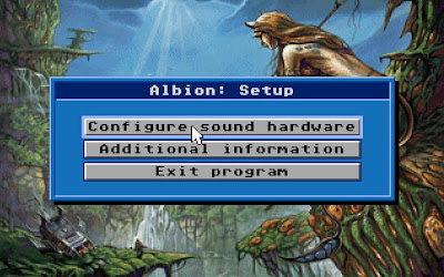 Albion game sound