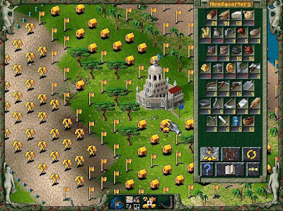 The Settlers 2 PC game screenshot