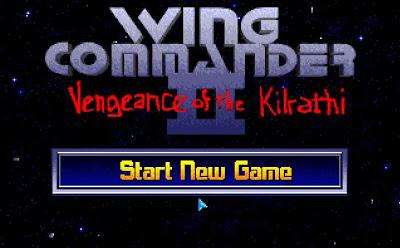 Wing Commander 2 screenshot