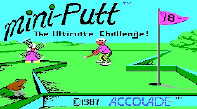 Mini Putt PC game screenshot