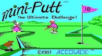 Mini Putt PC game screenshot