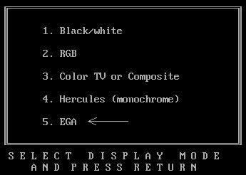 Starflight screen resolution ega