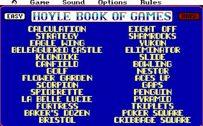Hoyle Card Games 2