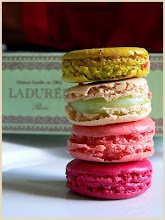 Famous Laduree Macarons from Paris