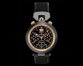 Bovet Sportster Chronometer Chronograph Saguaro