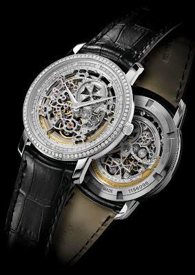 Skeleton Patrimony Traditionnelle<br />- Vacheron Constantin Patrimony Collection