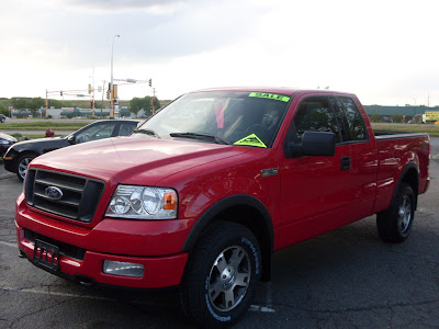 ford f150 fx4. 2004 Ford F150 FX4 SuperCab