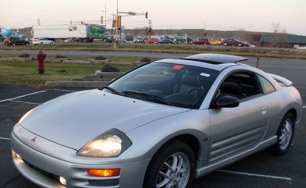 Ride Auto 2001 Mitsubishi Eclipse Gt