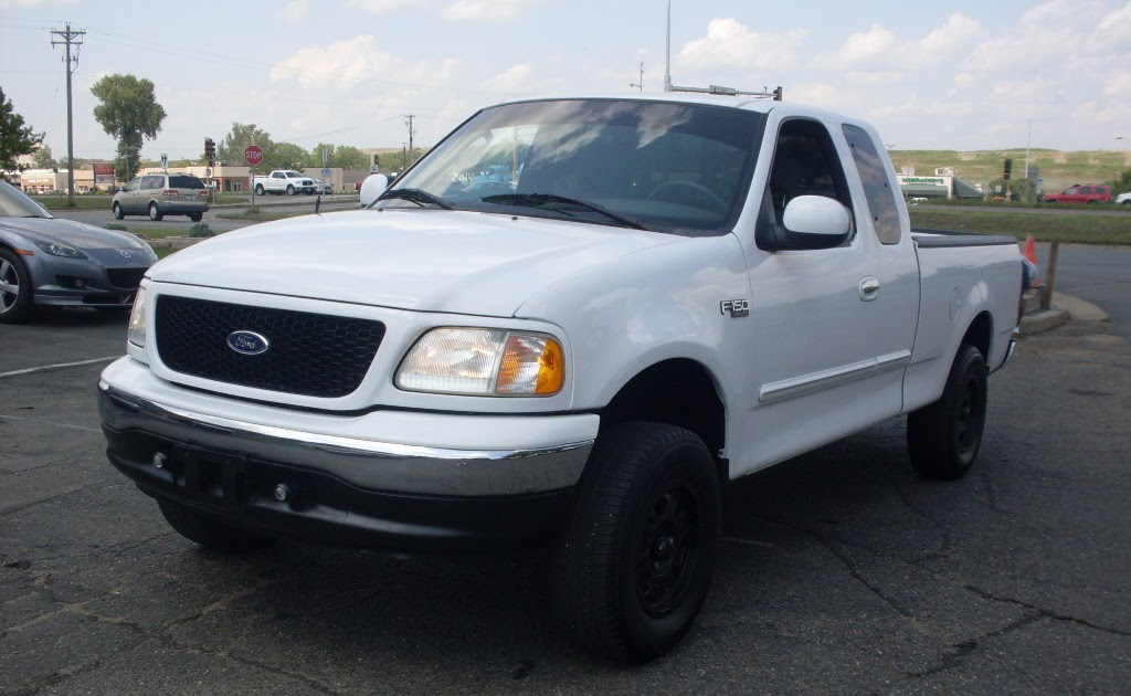 2003 Ford F150 Tires >> Ride Auto: 2003 FORD F150 XLT , SHORT BOX , 5 SPEED , 4.2 LITER V6