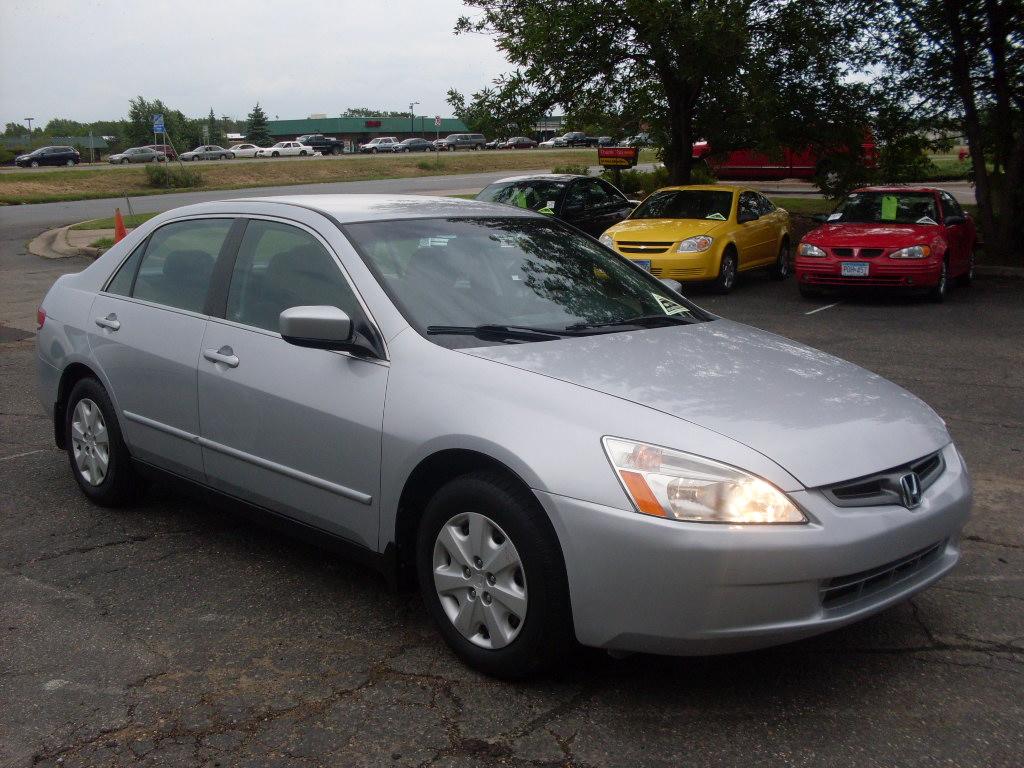 Honda Accord Sport For Sale >> Ride Auto: 2003 HONDA ACCORD LX