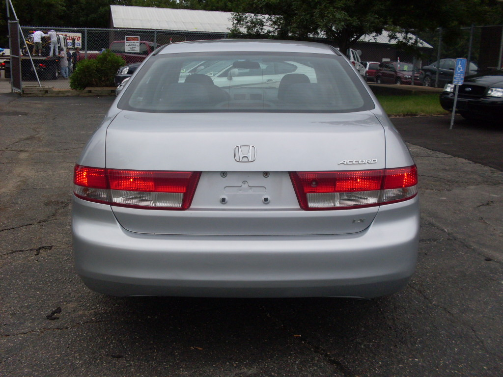 Ride Auto 2003 Honda Accord Lx