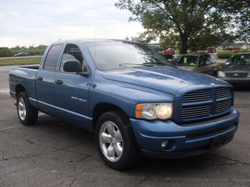 Ride Auto  2002 Dodge Ram 1500 Sport