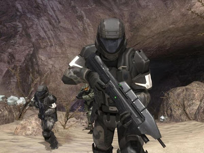 Halo 3: ODST.
