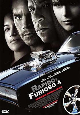 Rápido Y Furioso 4 (2009) 1