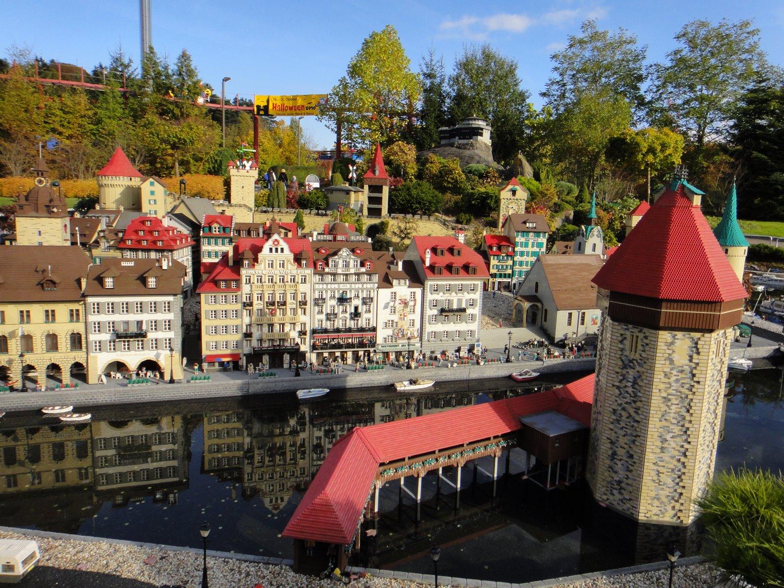 Legoland germany weekend in switzerland for M park geneve
