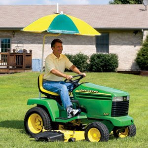 john deer umbrella fag