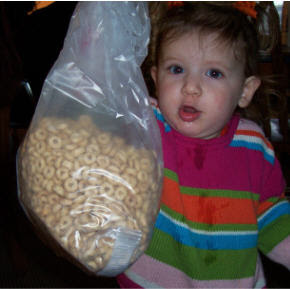 just say no to cheerios