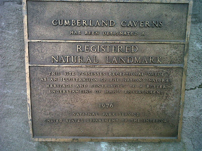 Cumberland Caverns landmark