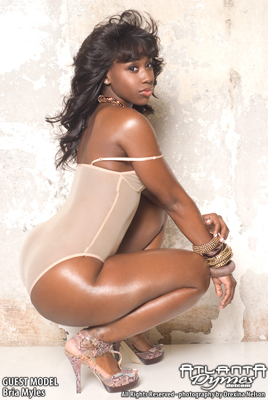 BRIA MYLES | ATL DYMES | MARCH 2010