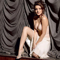 Amisha Patel's Man's World