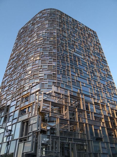 Design byproxy residences by ateliers jean nouvel for Architecture jean nouvel