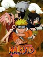 Naruto 1ª Temporada DVDRip Dublado