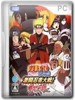 Download Naruto Shippuden Gekitou Ninja Taisen Special PC Full