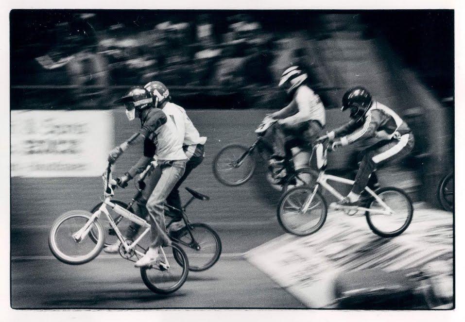 Vintage Bmx Racing 40