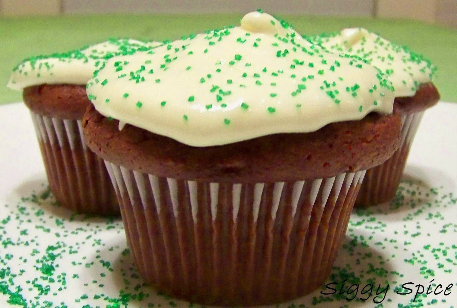 chocolate guinness cupcakes next the fugly but scrumptious literally a