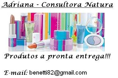 Dri Benetti - Consultora Natura - São Paulo/SP