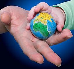 """""""Pede-me e eu te darei as Nações por herança e os fins da terra por tua possessão."""""""