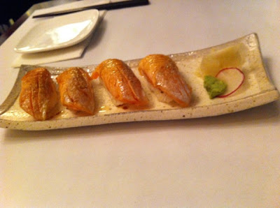 Aburi+Salmon Yuzu Restaurant