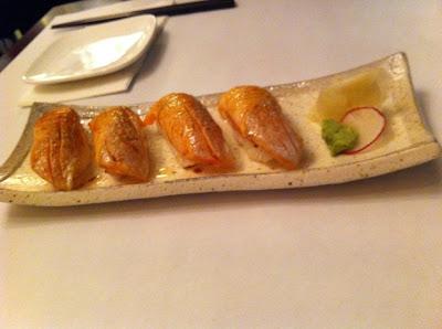 Aburi+Salmon Yuzu Restaurant