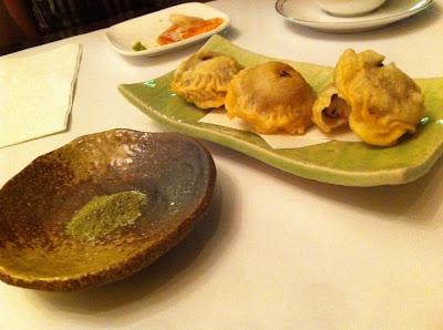 Mushroom Yuzu Restaurant