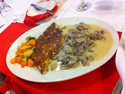 Eiger Swiss Restaurant