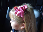Flower Head Bands